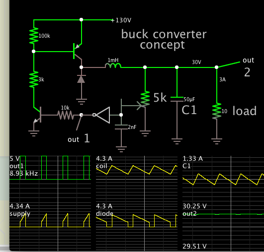 buck conv invert-gate controlled 130VDC to 30V 3A.png