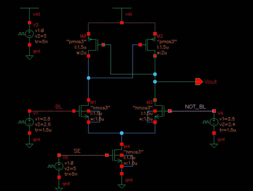 Sense amp circuit with big tech not working.PNG