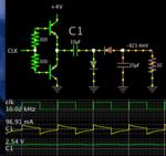 neg polarity charge pump -800mV 30mA driven from half-bridge clk 4v.png