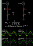 32 ohm evidently result as capacitive reactance not 77   .png