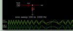 demo capacitor phase shift (RC high pass) sine sweep 100-1000 Hz.png