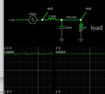 inductor and capacitor 2nd order filter reduce 47kHz noise.png