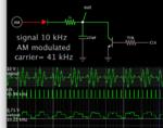 AM modul signal 41kHz detect via diode-cap (brief discharge).png