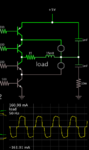 3-level diode-clamped 2 PNP 2 NPN 2 caps load is RL.png