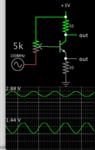 phase splitter NPN pot adjusts bias 3VDC supply.png