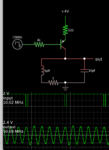 frequency multiplier 10 MHz PNP LC tank 50 MHz output.png
