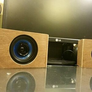 ( Test ) mini speakers