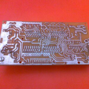 PIC16F877A Common Board